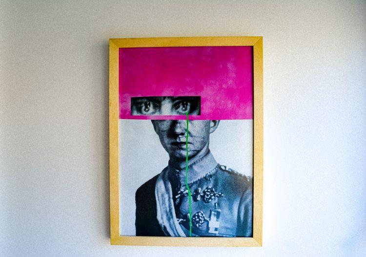 Psicose . Digital Collage - yourhandeyes | ello