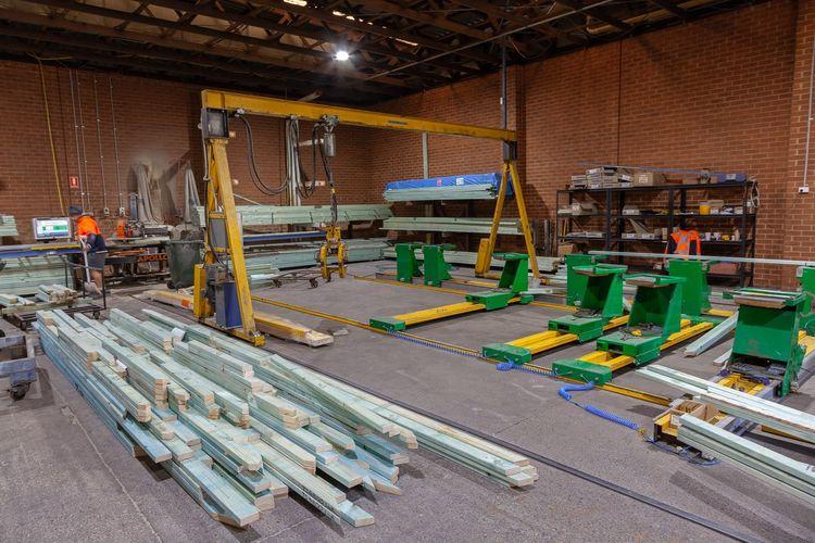 ABC Frames Trusses Sydney Works - framesandtrusses | ello