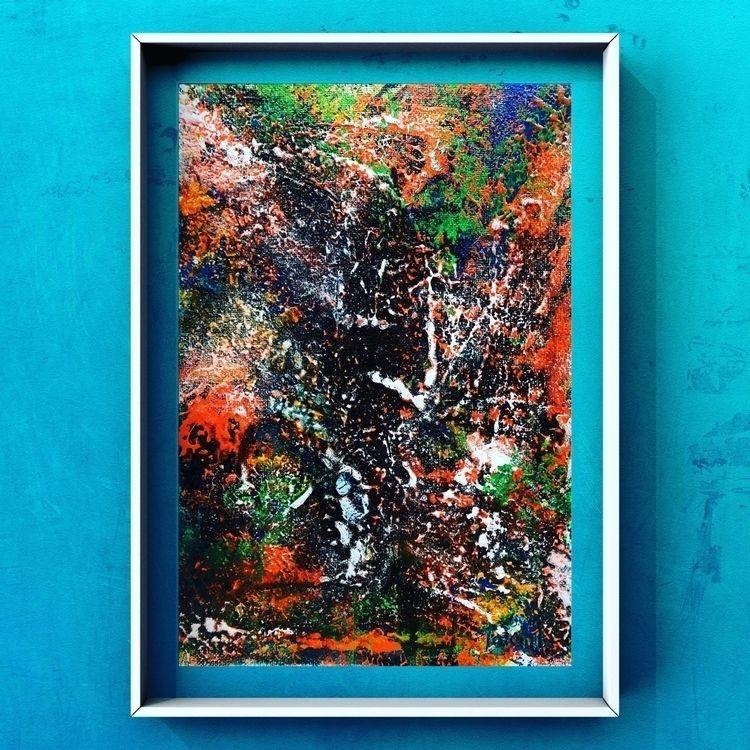 Japan abstract style world あなただ - taichi_nagayama | ello