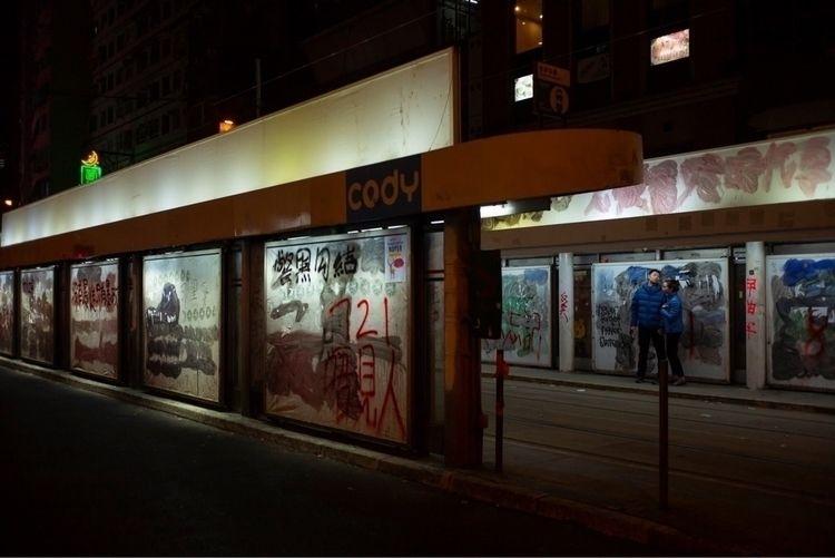 hongkong, hk, night, station - karlwong422   ello