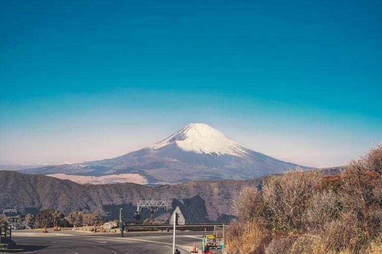 times Hakone, time Fuji Mountai - calderlo | ello