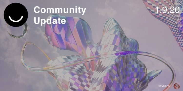Community Update 1/9/2020 excit - elloblog | ello