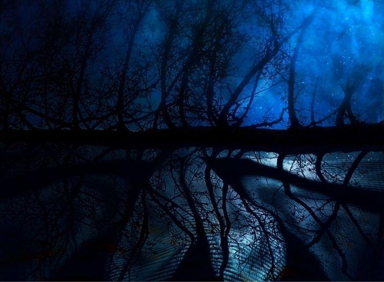 Liquid Synthesis word - art, water - ds-artwork | ello