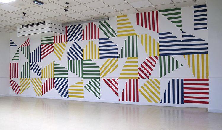 Modo generative collective mura - eltono | ello