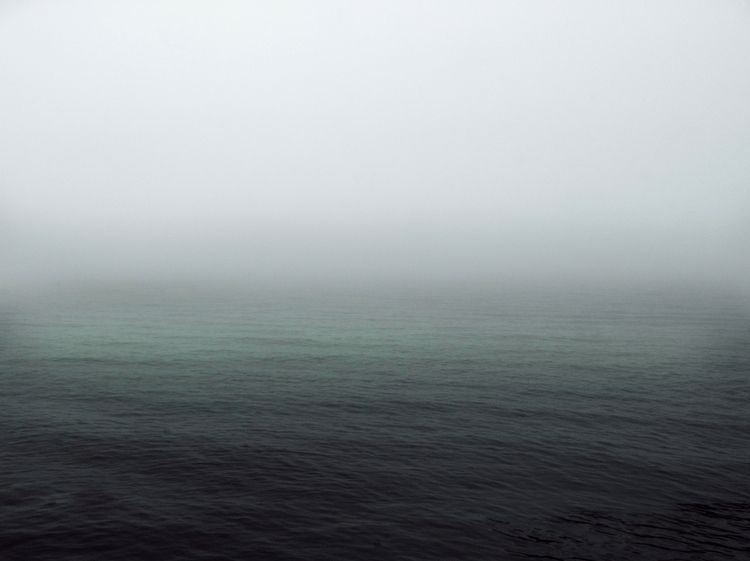 Lake Michigan Shot mist lake ht - junwin   ello