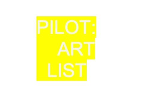 48h art list! funded residency - nathaliequagliotto | ello