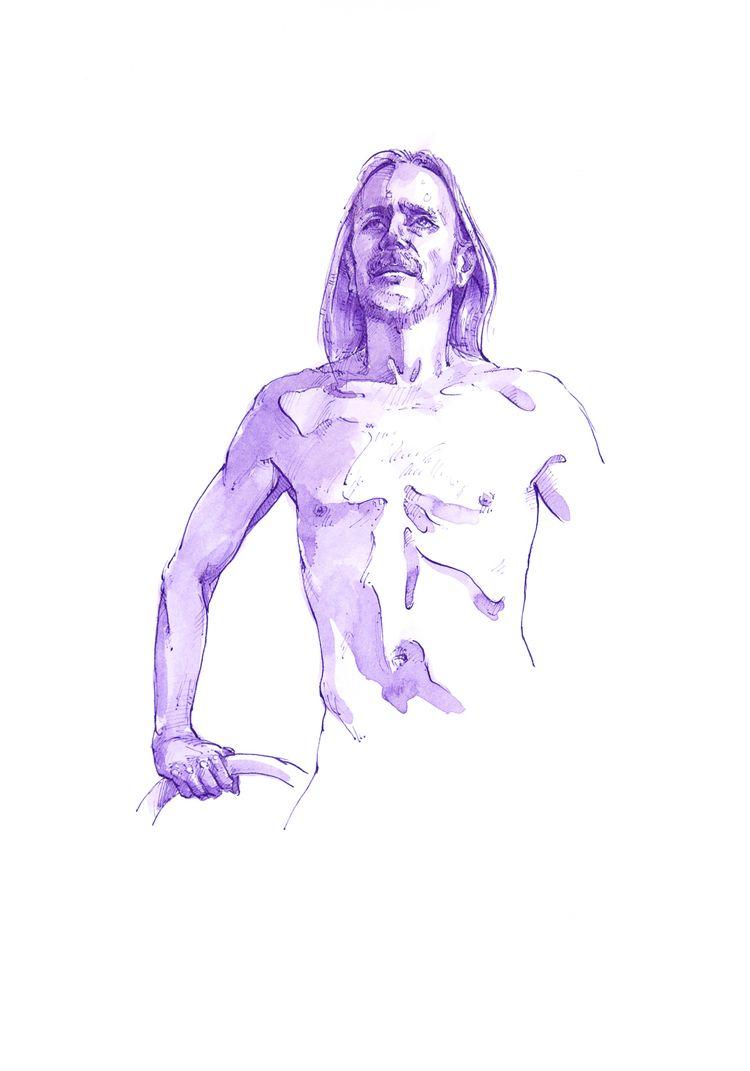 drawing 2020. Pen ink, drawn li - mste   ello