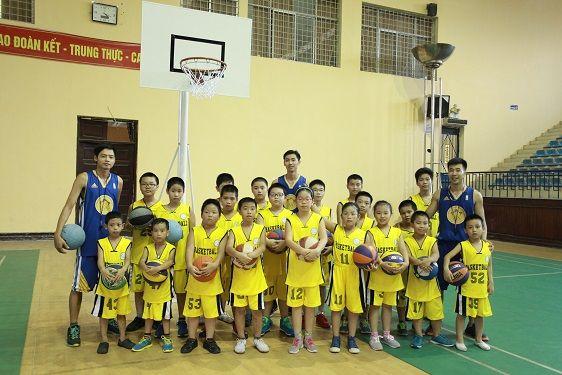 Lớp học bóng rổ ở quận cầu giấy - hocbongrott   ello