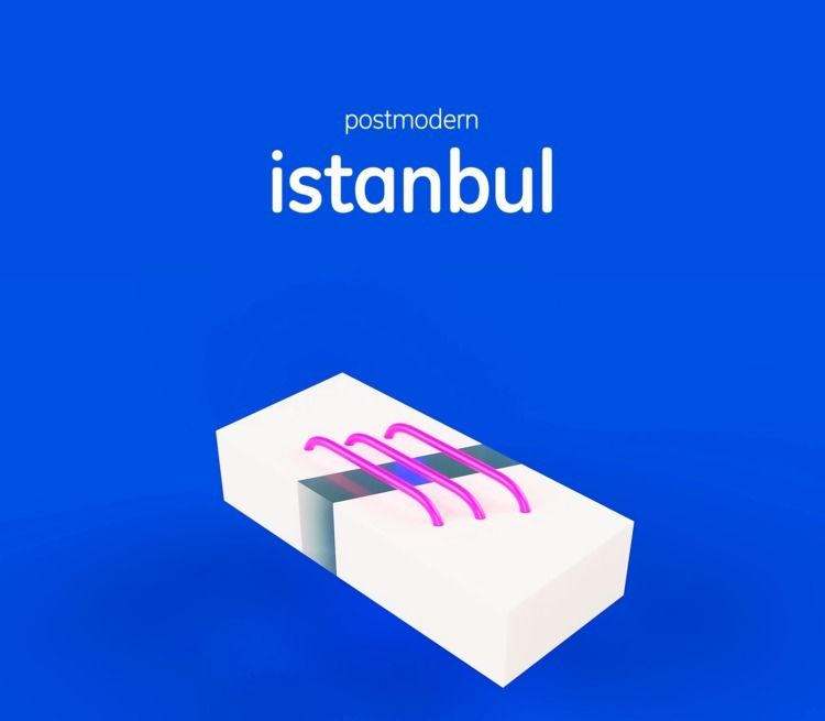 Postmodern Istanbul geographica - emrahserdaroglu | ello