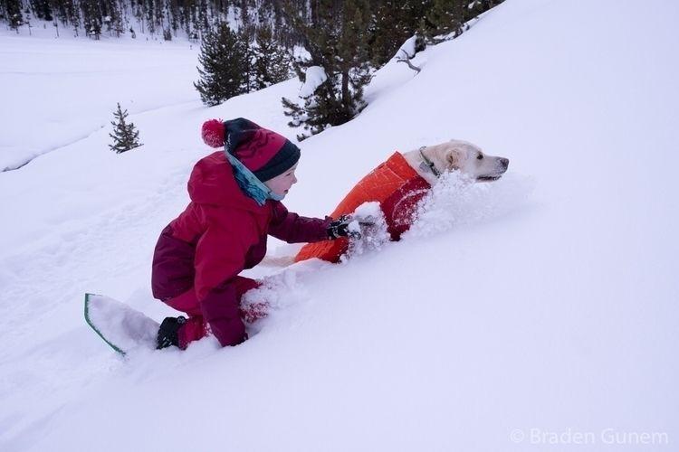 Racing hill - winter - bradengunem   ello