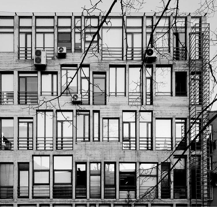 architecture, tbilisi, windows - devdariani   ello