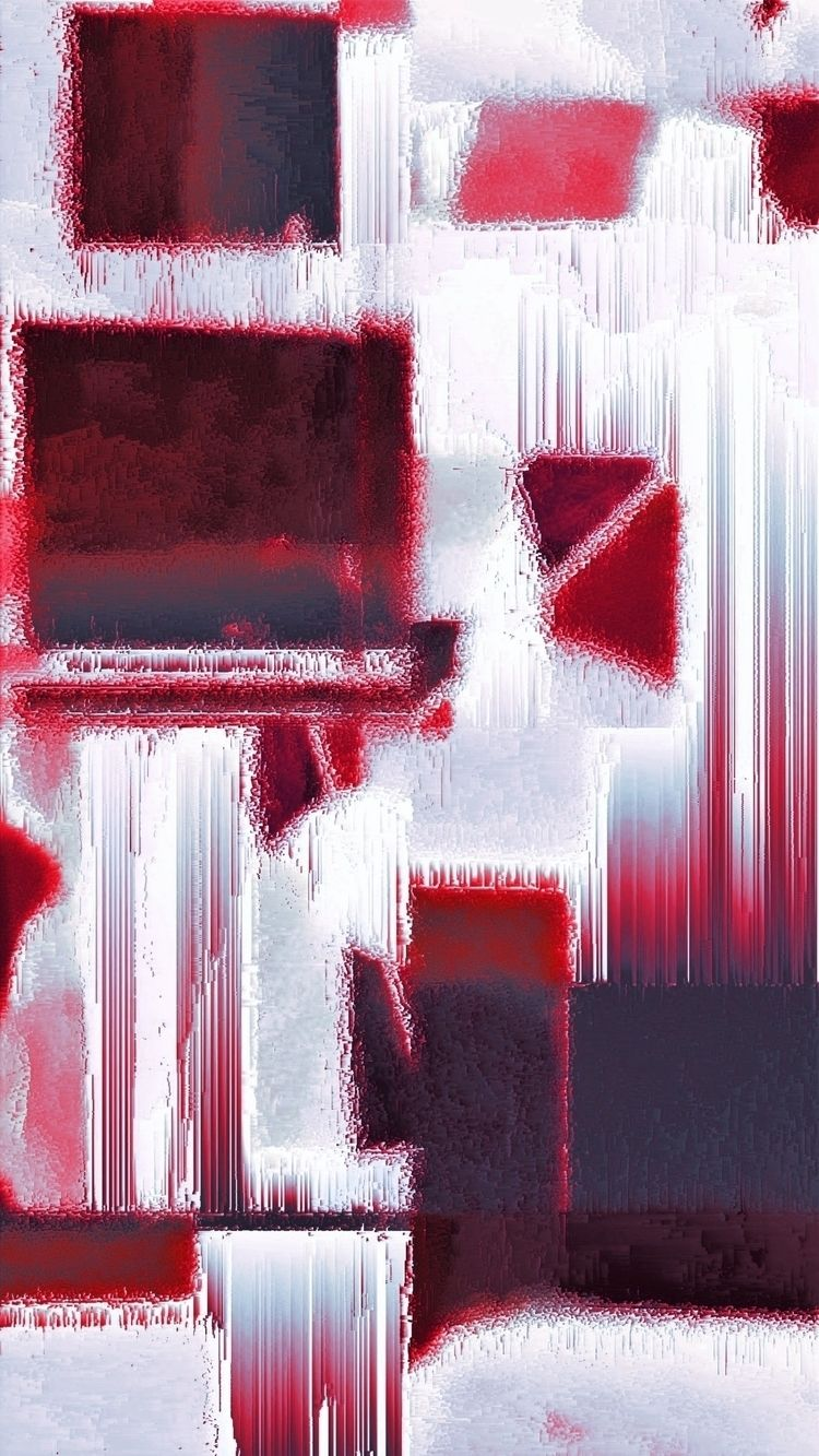 art, abstract, abstractart, glitchart - phil_clark   ello