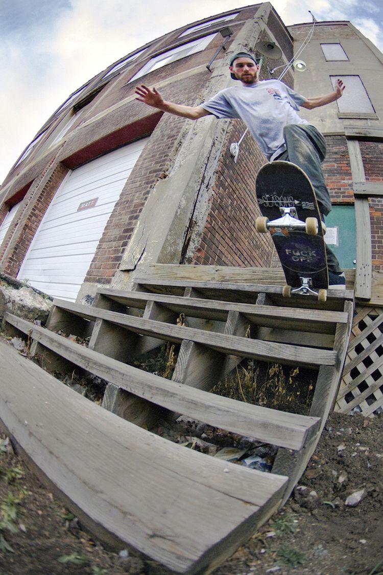 Harry Hafner, tail trip Detroit - scienceskateboards | ello