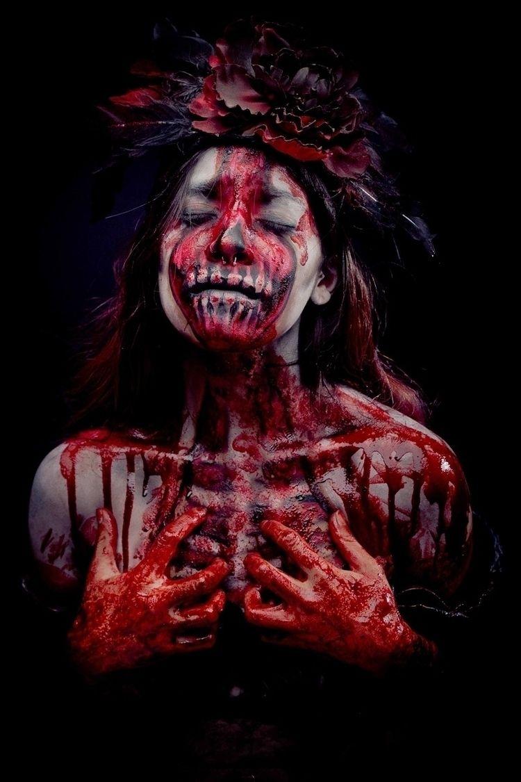Photographer: Alon Levin - Grim - darkbeautymag | ello