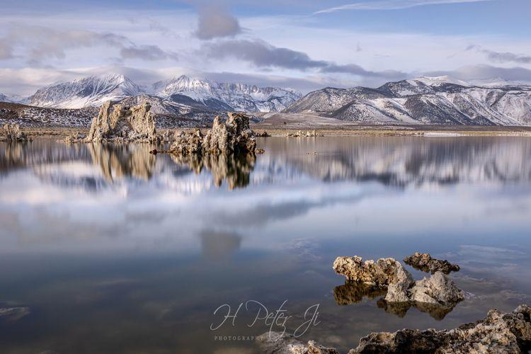 Time move spot Mono Lake Christ - scorpioonsup | ello