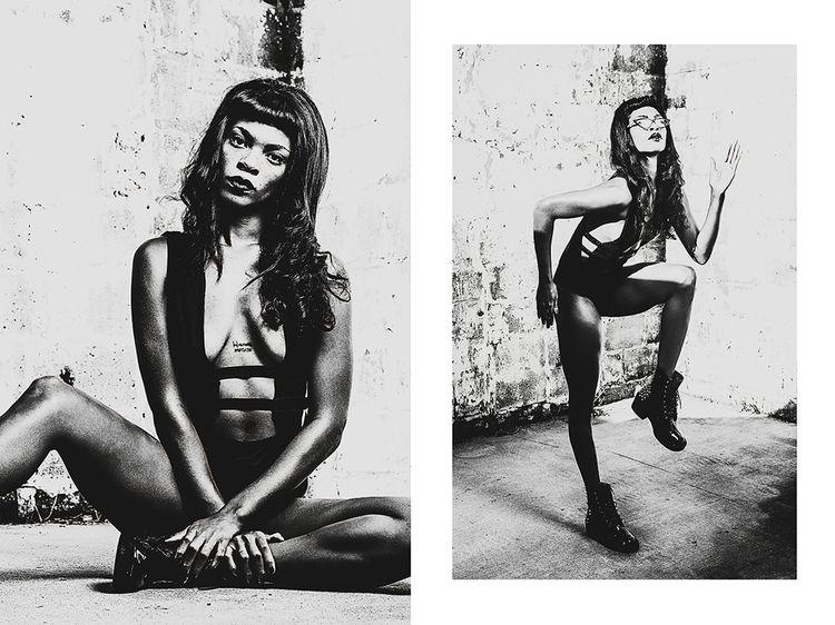 Published Magazine Model: Adree - mffphotography | ello