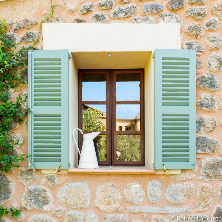 Mallorca Window Rustic Home - robertjlandreth | ello