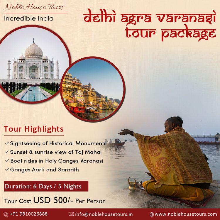 Book amazing Tour Delhi, Agra V - noblehousetours | ello