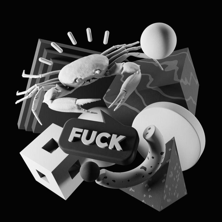 Crab fuck - kwrrk | ello