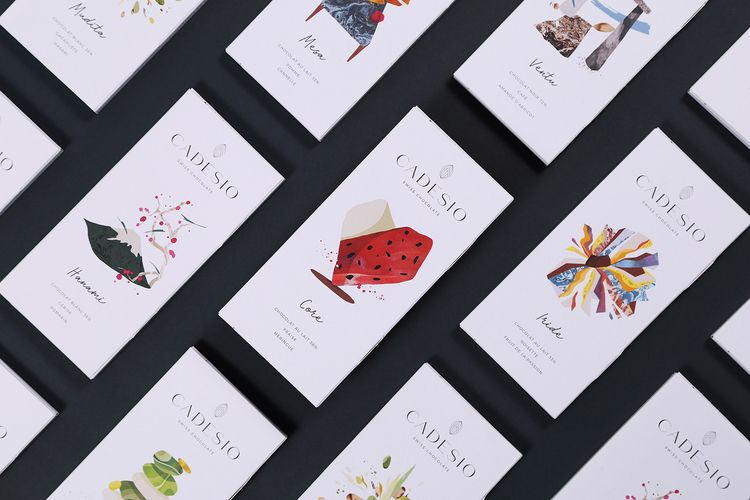 Brand Image Packaging Cadesio - ester_bianchi | ello