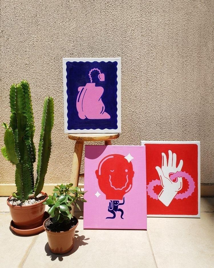 invited painting mental health - kaiq | ello