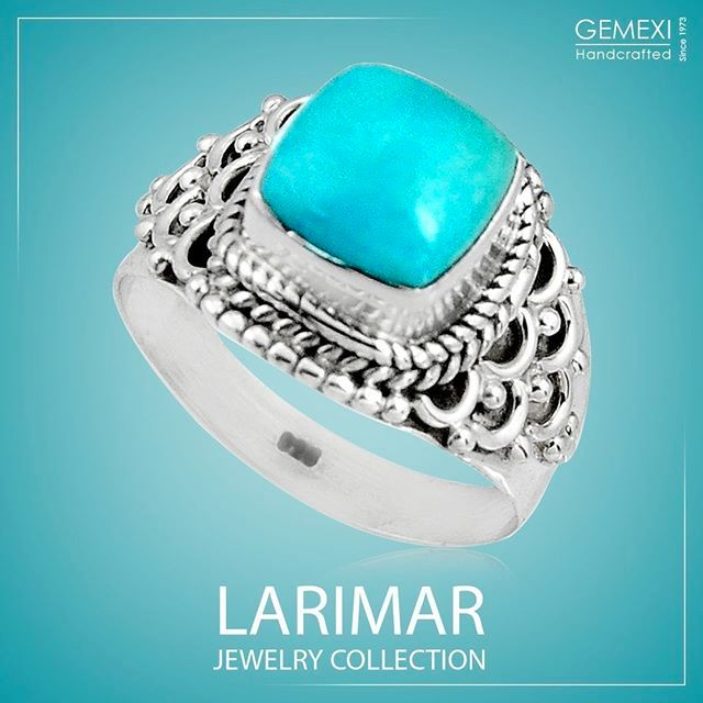 Understand beauty worth Larimar - gemexi | ello