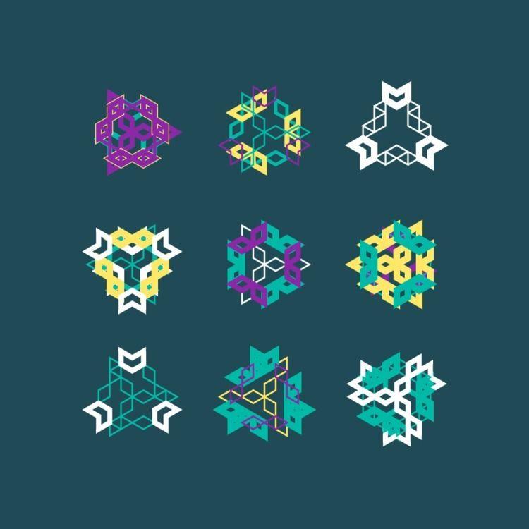 Geometric Shapes / 200130 - sasj | ello