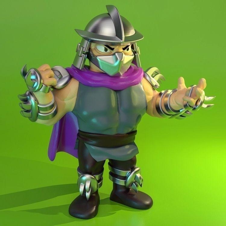 Turtles - tmnt, character, design - davorm | ello
