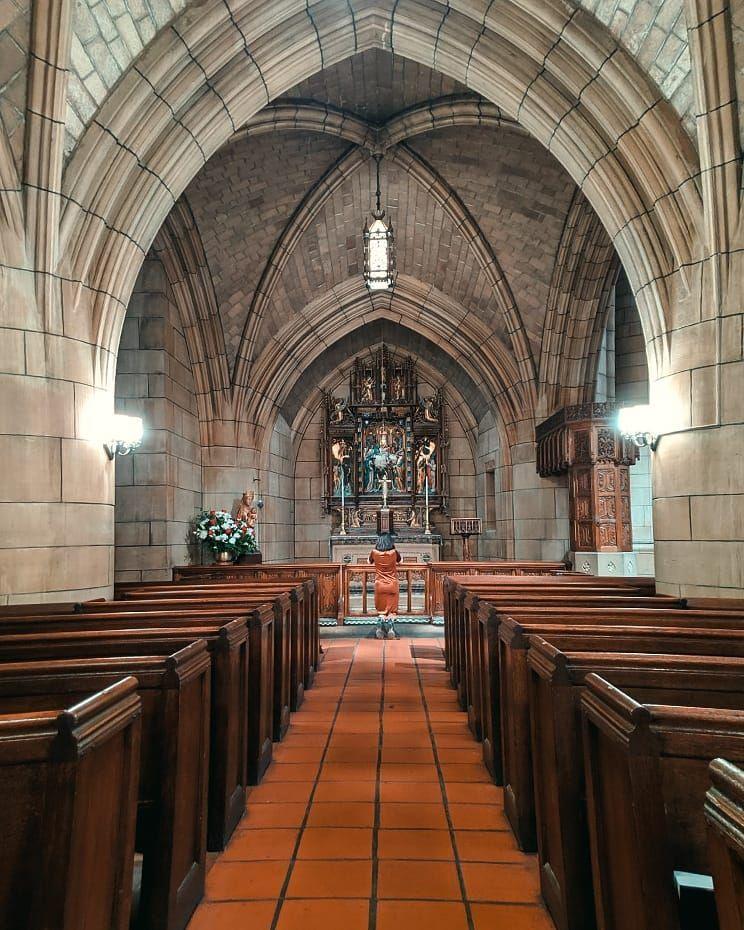 Church Ascension - nyc, church, symmetry - henriqueoli   ello