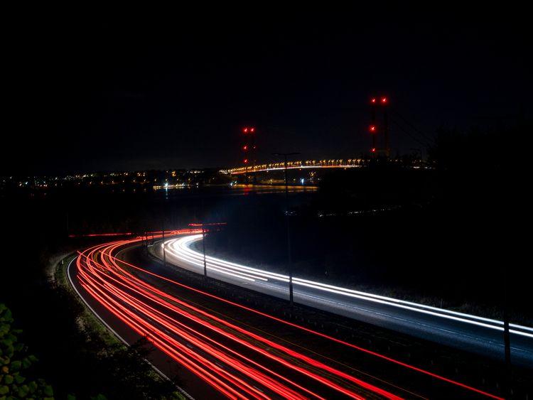 Humber bridge, Long exposure, s - madmaker | ello