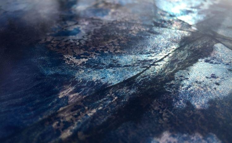 Paintings, interact environment - unter4   ello