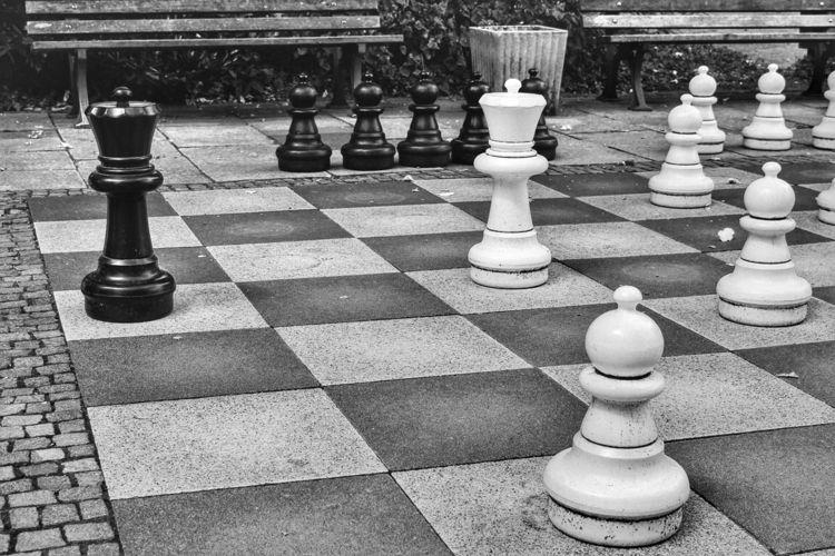 • ♟ Chess - photography, blackandwhitephotography - borisholtz | ello