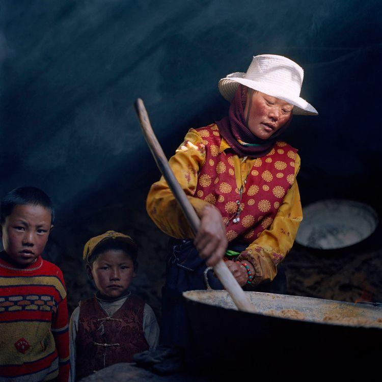 Khampas Rinchen Ato - thisispaper | ello