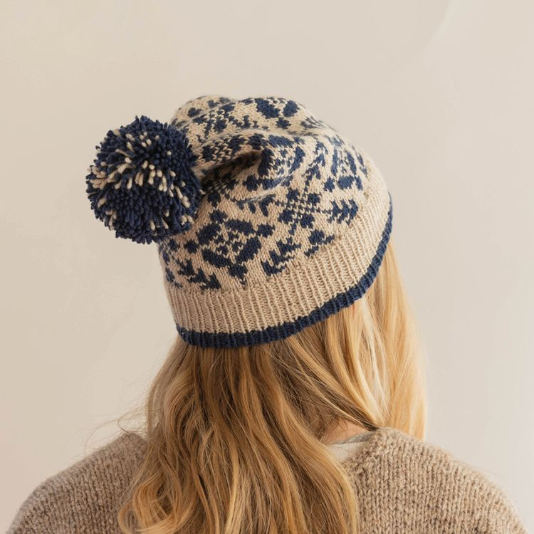 Valdres hat pattern  - katrunnings | ello
