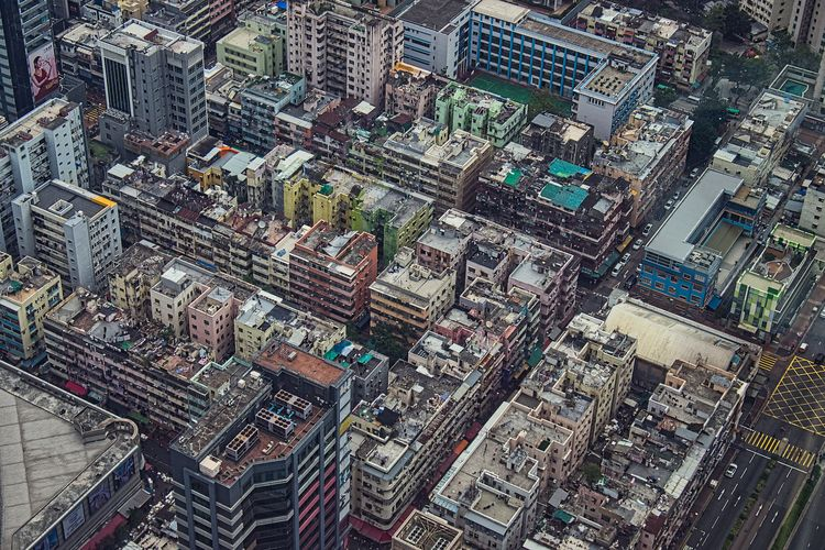 Vertical Isolation: Hong Kong - Hongkong - newlightdreams | ello