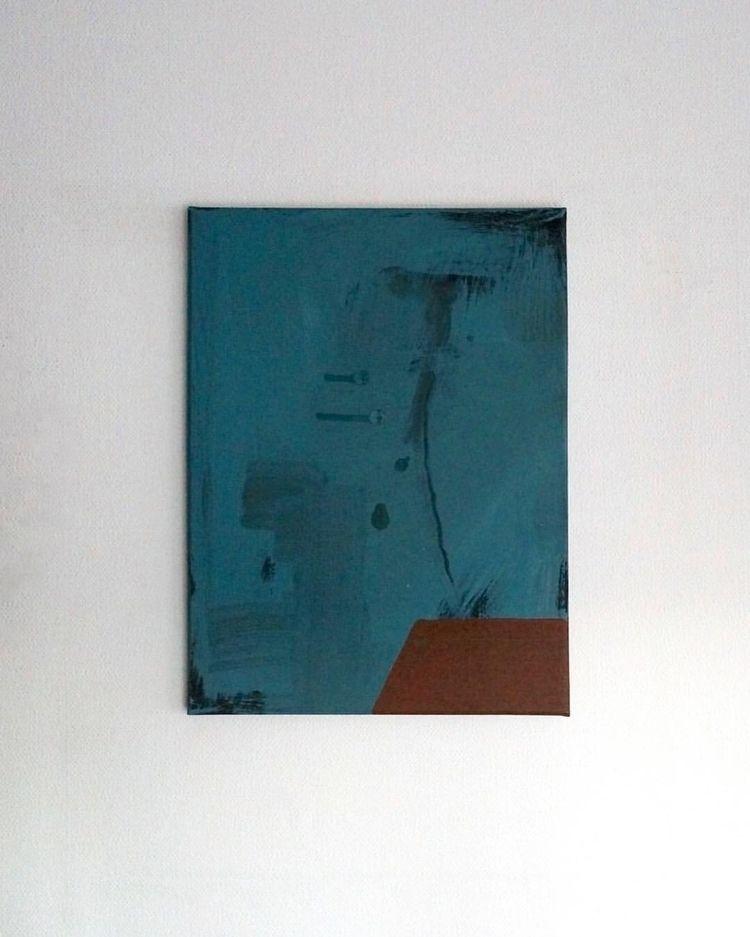 ellopainting - abstractart, abstractpainting - ronvic | ello