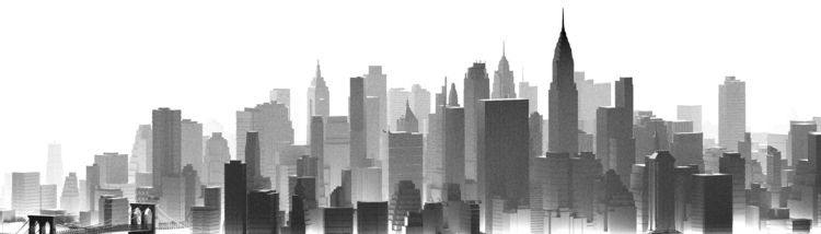 smog, mist, nyc, newyorkcity - vectorbartman | ello