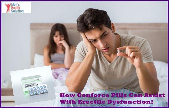 Cenforce Pills Assist Erectile  - laurawillsion | ello
