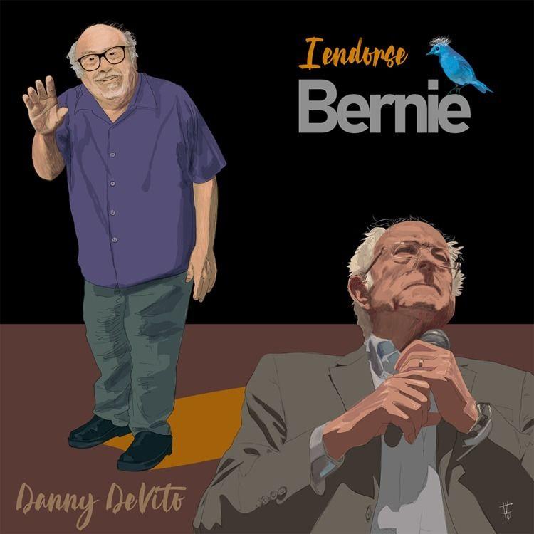endorse Bernie - tvictori | ello