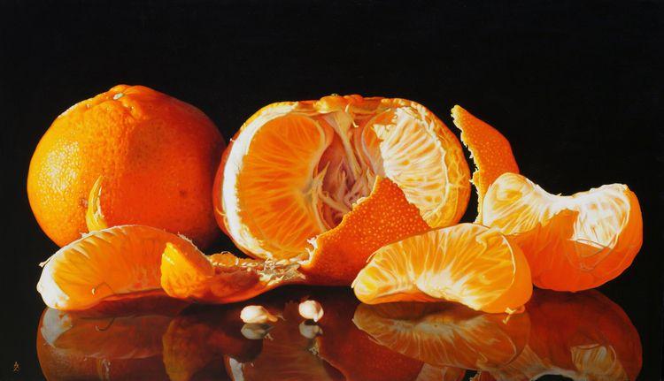 Painting luscious fruit passion - zanettiart   ello