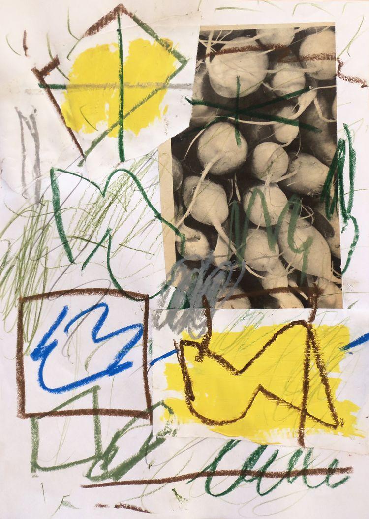 Radis Gris. 2020 - art, contemporaryart - stephanesalvi | ello