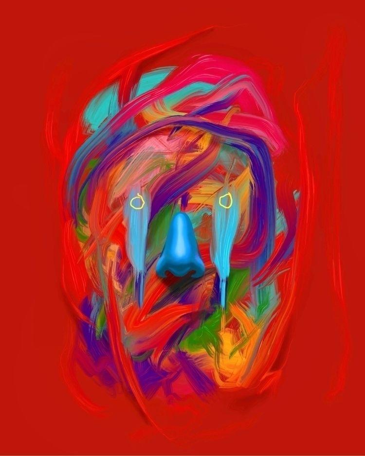 Night mood doodles - anthonyhurd | ello