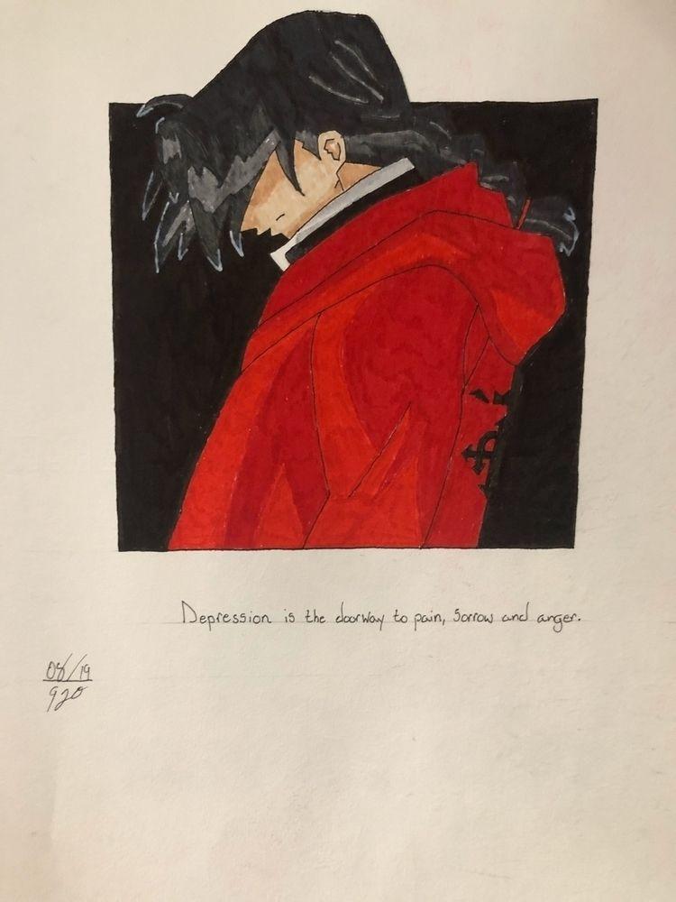 Depression torture people - fool92 | ello
