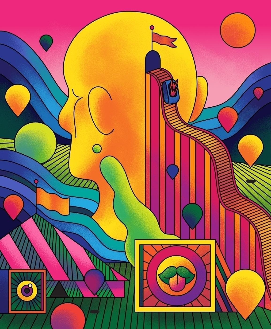 illustration Aleks Krotoski col - scott_balmer | ello