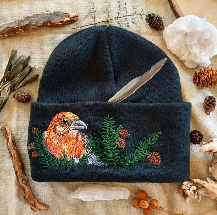 𝔟𝔩𝔬𝔤: embroidery Elizabeth Good - neoncart | ello