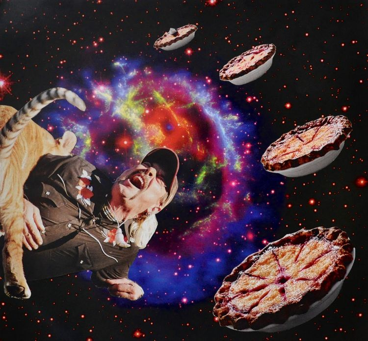 Leo (2020 - collage, collageart - christopherdeminsky | ello