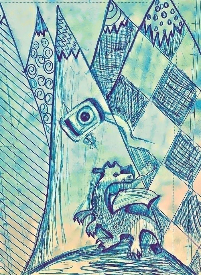"""Juxtaposition"" feel swimming o - hjcross_poetry   ello"
