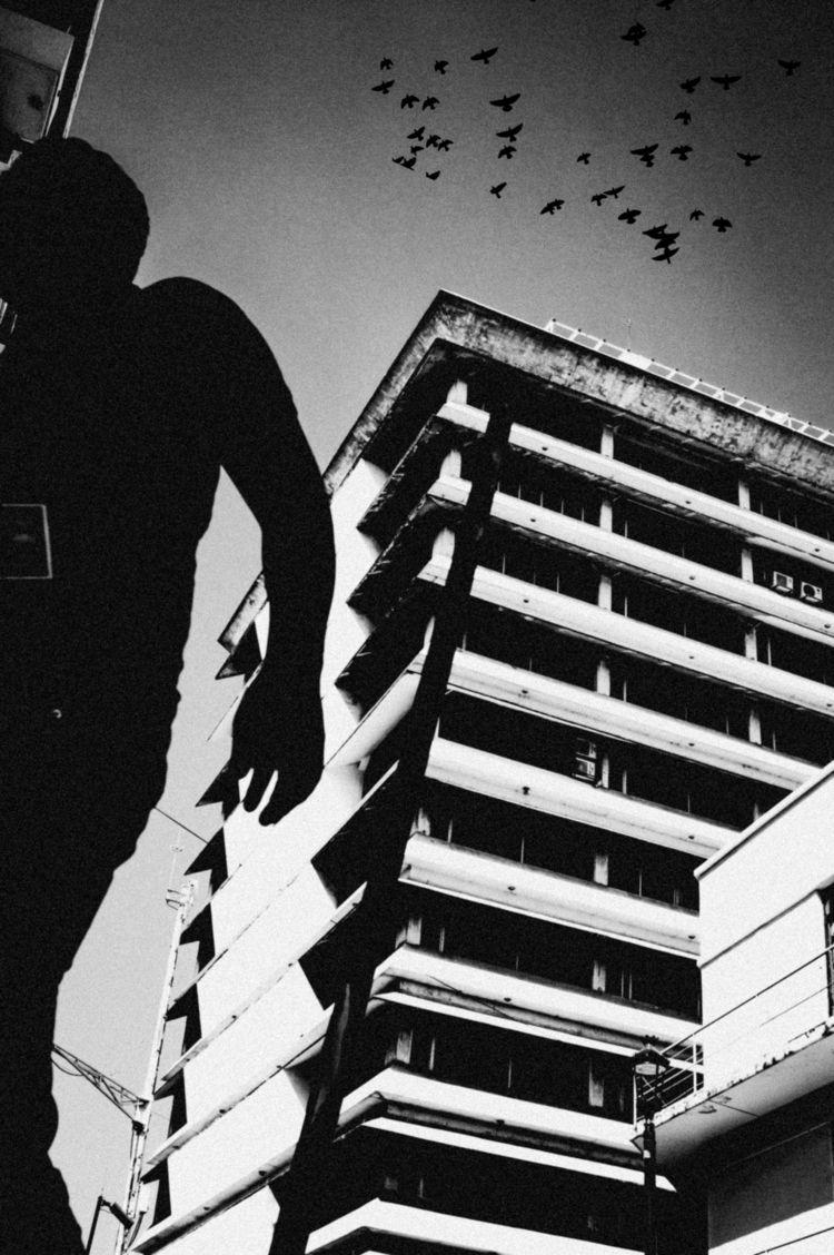 streetphotography, blackandwhitephotography - oscarhwisdom | ello