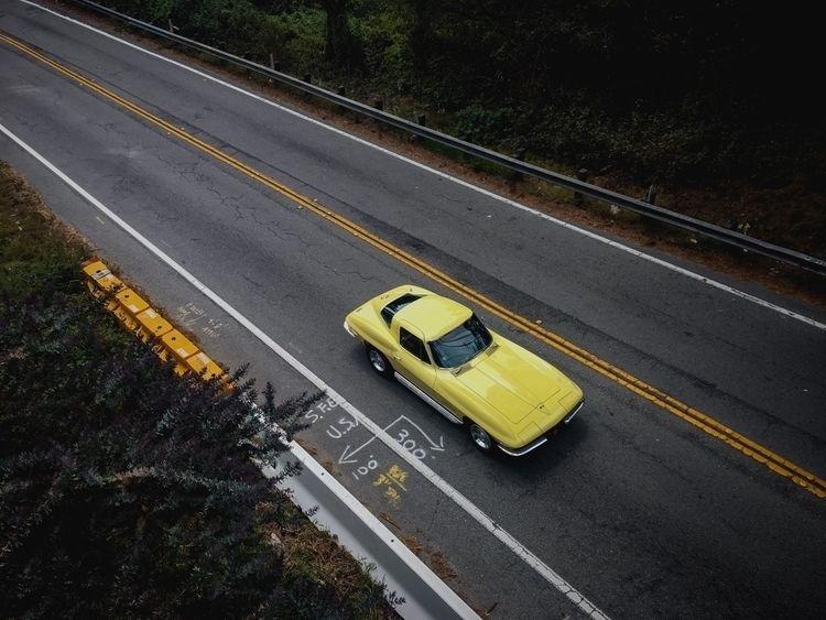 drive - corvette, corvettestingray - tramod | ello