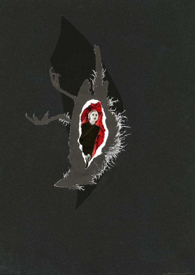 fig. 199 - woman shadows.', 202 - curtispatrickarnold | ello